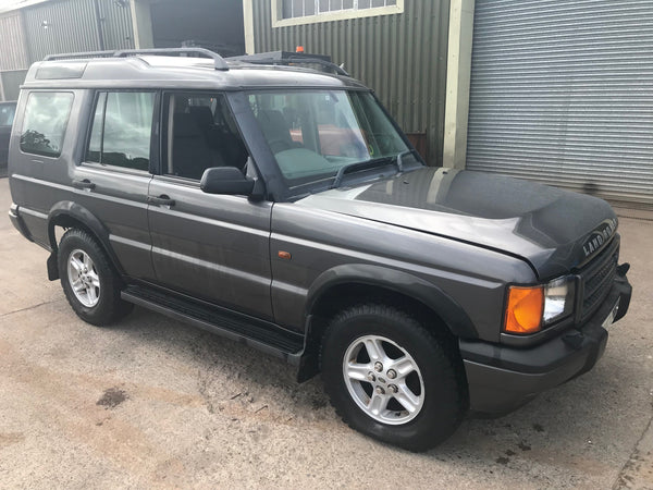CURRENTLY BREAKING... 2001 LAND ROVER DISCOVERY 2 - 2.5L TD5 MANUAL