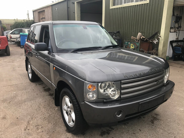 CURRENTLY BREAKING... RANGE ROVER L322 - 3.0 TD6 VOGUE DIESEL AUTO GREY