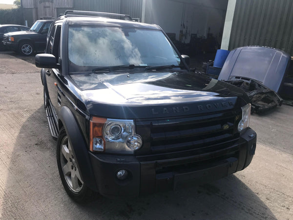CURRENTLY BREAKING... 2005 LAND ROVER DISCOVERY 3 2.7 TDV6 HSE AUTO BLACK
