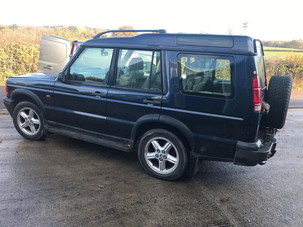 CURRENTLY BREAKING... 2000 LAND ROVER DISCOVERY 2 - 2.5L TD5 ES AUTO