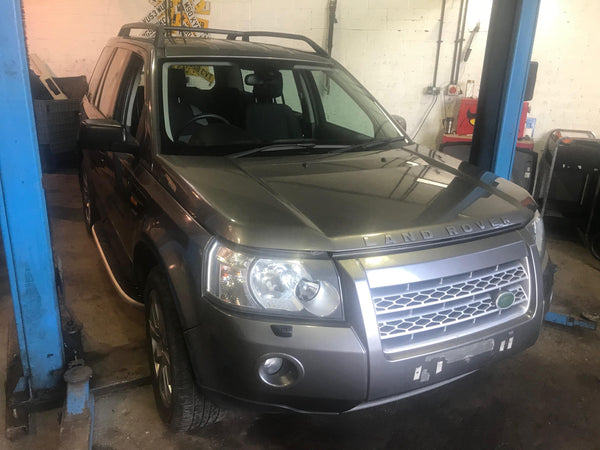 CURRENTLY BREAKING... 2007 LAND ROVER FREELANDER 2 - 2.2L TD4 MANUAL GS