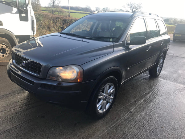 CURRENTLY BREAKING... 2004 VOLVO XC90 - 2.4L D5 SE AWD AUTO GREY