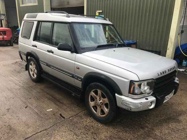 CURRENTLY BREAKING... 2003 LAND ROVER DISCOVERY 2 (FACELIFT) 2.5L TD5 (15P) AUTO