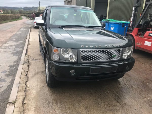 CURRENTLY BREAKING... 2002 RANGE ROVER L322 - 3.0 TD6 DIESEL HSE AUTO