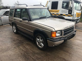 CURRENTLY BREAKING... 2001 LAND ROVER DISCOVERY 2 - 2.5L TD5 ES MANUAL