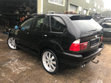 CURRENTLY BREAKING... 2003 BMW X5 3.0D DIESEL SPORT AUTOMATIC IN BLACK