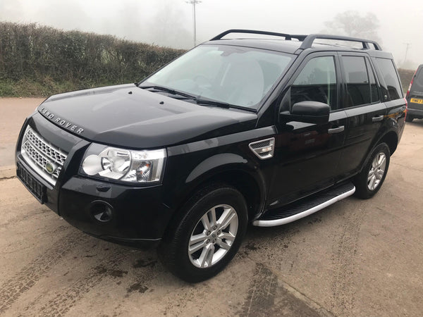 CURRENTLY BREAKING... 2010 LAND ROVER FREELANDER 2 - 2.2L TD4 E HSE MANUAL