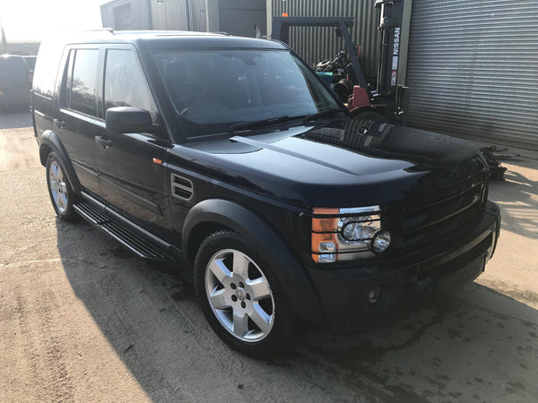CURRENTLY BREAKING... 2005 LAND ROVER DISCOVERY 3 - 2.7 TDV6 HSE AUTO BLUE