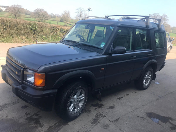 CURRENTLY BREAKING... 2002 LAND ROVER DISCOVERY 2 - 2.5L TD5 (15P) GS MANUAL