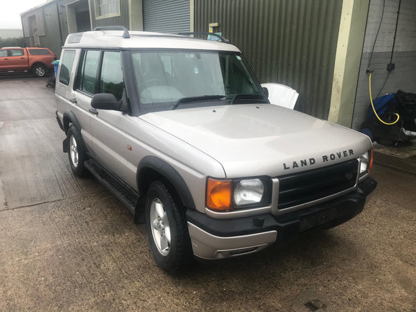 CURRENTLY BREAKING... 2000 LAND ROVER DISCOVERY 2 - 2.5L TD5 GS MANUAL