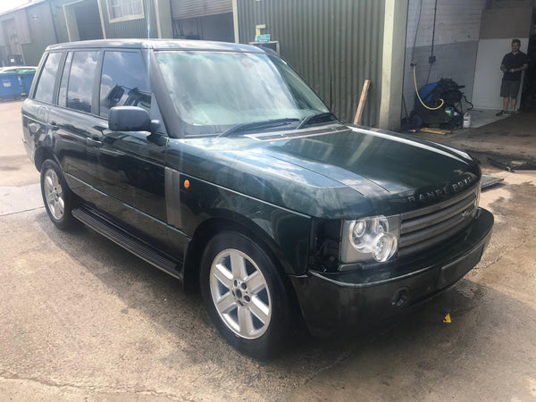 CURRENTLY BREAKING... 2003 RANGE ROVER L322 - 4.4i V8 VOGUE PETROL AUTO GREEN
