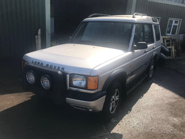 CURRENTLY BREAKING... 2001 LAND ROVER DISCOVERY 2 - 2.5L TD5 GS MANUAL