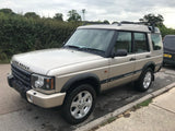 CURRENTLY BREAKING... 2002 LAND ROVER DISCOVERY 2 (FACELIFT) - 2.5L TD5 ES MANUAL