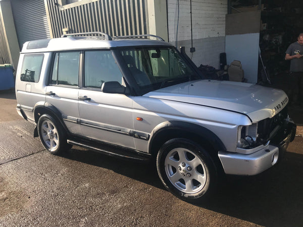 CURRENTLY BREAKING... 2003 LAND ROVER DISCOVERY 2 (FACELIFT) 2.5L TD5 15P MANUAL