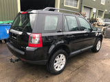 CURRENTLY BREAKING... 2007 LAND ROVER FREELANDER 2 - 2.2 TD4 SE MANUAL BLACK