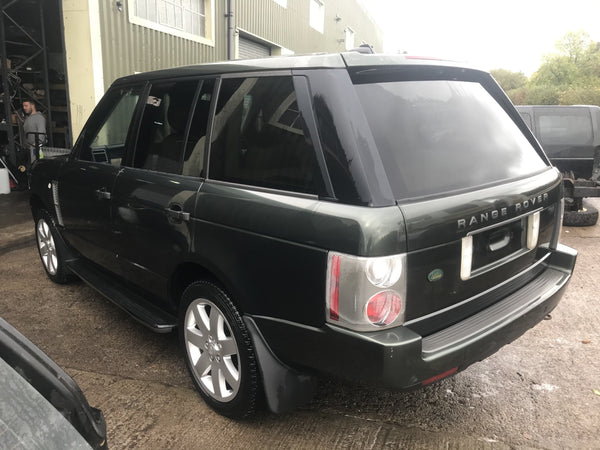 CURRENTLY BREAKING... 2006 RANGE ROVER L322 - 4.4i V8 VOGUE PETROL AUTO GREEN