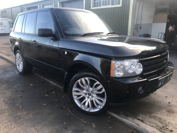 CURRENTLY BREAKING... 2008 RANGE ROVER L322 - 3.6 TDV8 DIESEL VOGUE AUTO