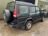 CURRENTLY BREAKING... 2001 LAND ROVER DISCOVERY 2 - 2.5L TD5 (15P) E MANUAL
