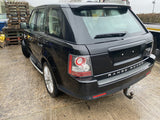 CURRENTLY BREAKING... 2009 RANGE ROVER SPORT HSE -  3.0 TDV6 DIESEL AUTO BLACK