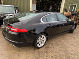 CURRENTLY BREAKING... 2010 JAGUAR XF LUXURY - 3.0 V6 DIESEL AUTO BLACK