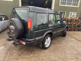 CURRENTLY BREAKING... 2004 LAND ROVER DISCOVERY 2 - 2.5L TD5 LANDMARK MANUAL