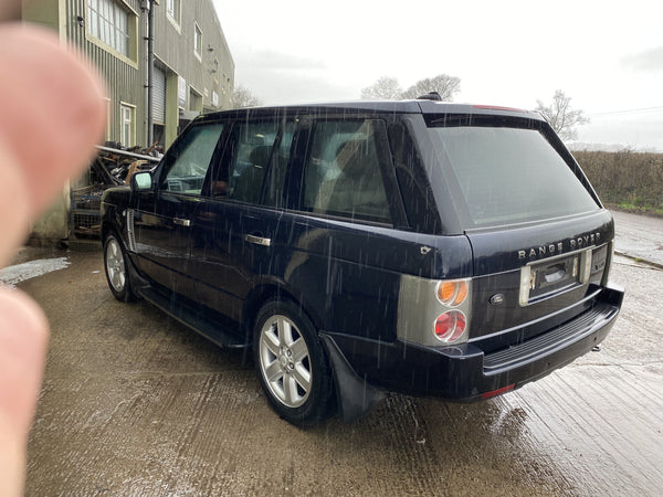CURRENTLY BREAKING... 2002 RANGE ROVER L322 - 3.0 TD6 VOGUE DIESEL AUTO