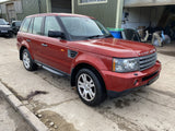 CURRENTLY BREAKING... 2006 RANGE ROVER SPORT HSE -  2.7 TDV6 DIESEL AUTO RED