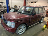 CURRENTLY BREAKING... 2003 RANGE ROVER L322 - 3.0 TD6 VOGUE DIESEL AUTO
