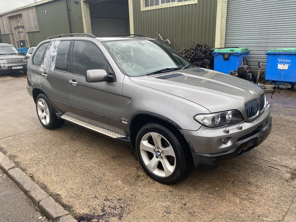 CURRENTLY BREAKING... 2004 BMW X5 3.0D DIESEL SPORT AUTOMATIC IN GREY