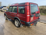 CURRENTLY BREAKING... 1999 LAND ROVER DISCOVERY 2 - 2.5L TD5 GS AUTOMATIC