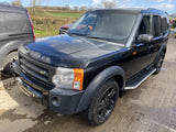 CURRENTLY BREAKING... 2007 LAND ROVER DISCOVERY 3 2.7 TDV6 HSE AUTO BLACK