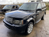 CURRENTLY BREAKING... 2005 RANGE ROVER SPORT 4.2 V8 SUPERCHARGED AUTO BLACK