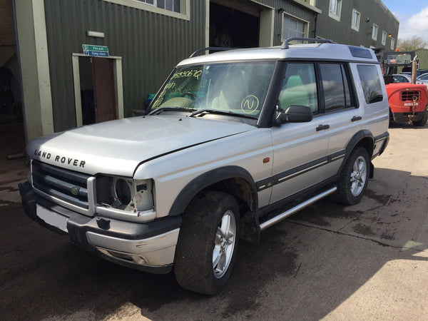 CURRENTLY BREAKING... 2002 LAND ROVER DISCOVERY 2 - 4.0L V8 ES WITH LPG CONVERSION - 74K MILES