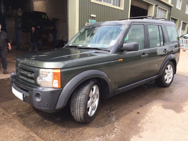 CURRENTLY BREAKING... 2004 LAND ROVER DISCOVERY 3 - 2.7 TDV6 HSE COVERED 91K MILES