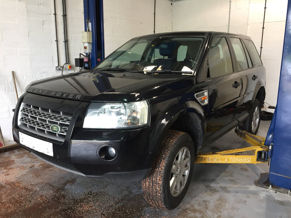 CURRENTLY BREAKING... 2006 FREELANDER 2 BLACK - 2.2 TD4 SE MANUAL