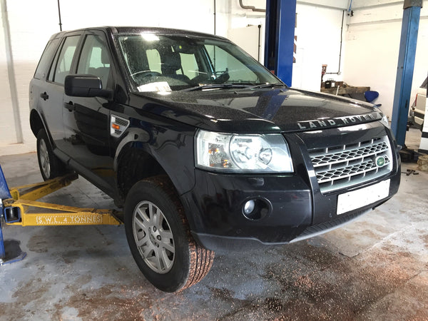 CURRENTLY BREAKING... 2006 LAND ROVER FREELANDER 2 - 2.2 TD4 SE MANUAL BLACK - LOW MILES