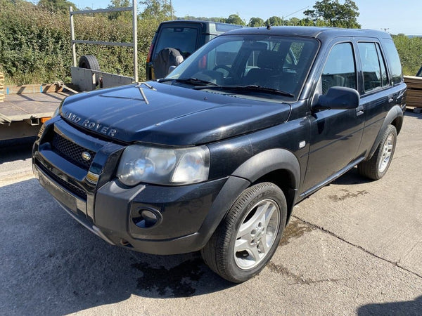 CURRENTLY BREAKING... 2004 FREELANDER 1 K-SERIES 1.8 PETROL MANUAL 5 DOOR