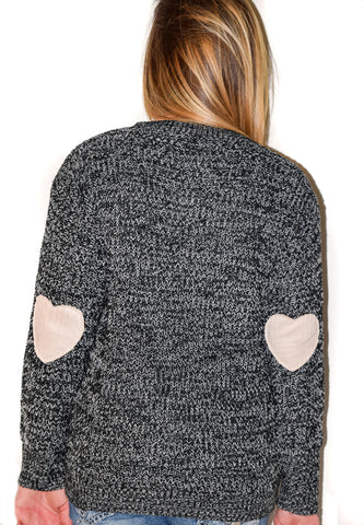 Steal Their Heart Sweater