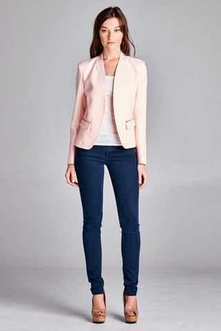Glass Ceiling Blazer