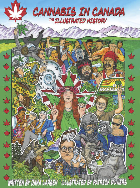 BOX: Cannabis in Canada: The Illustrated History (33 copies)