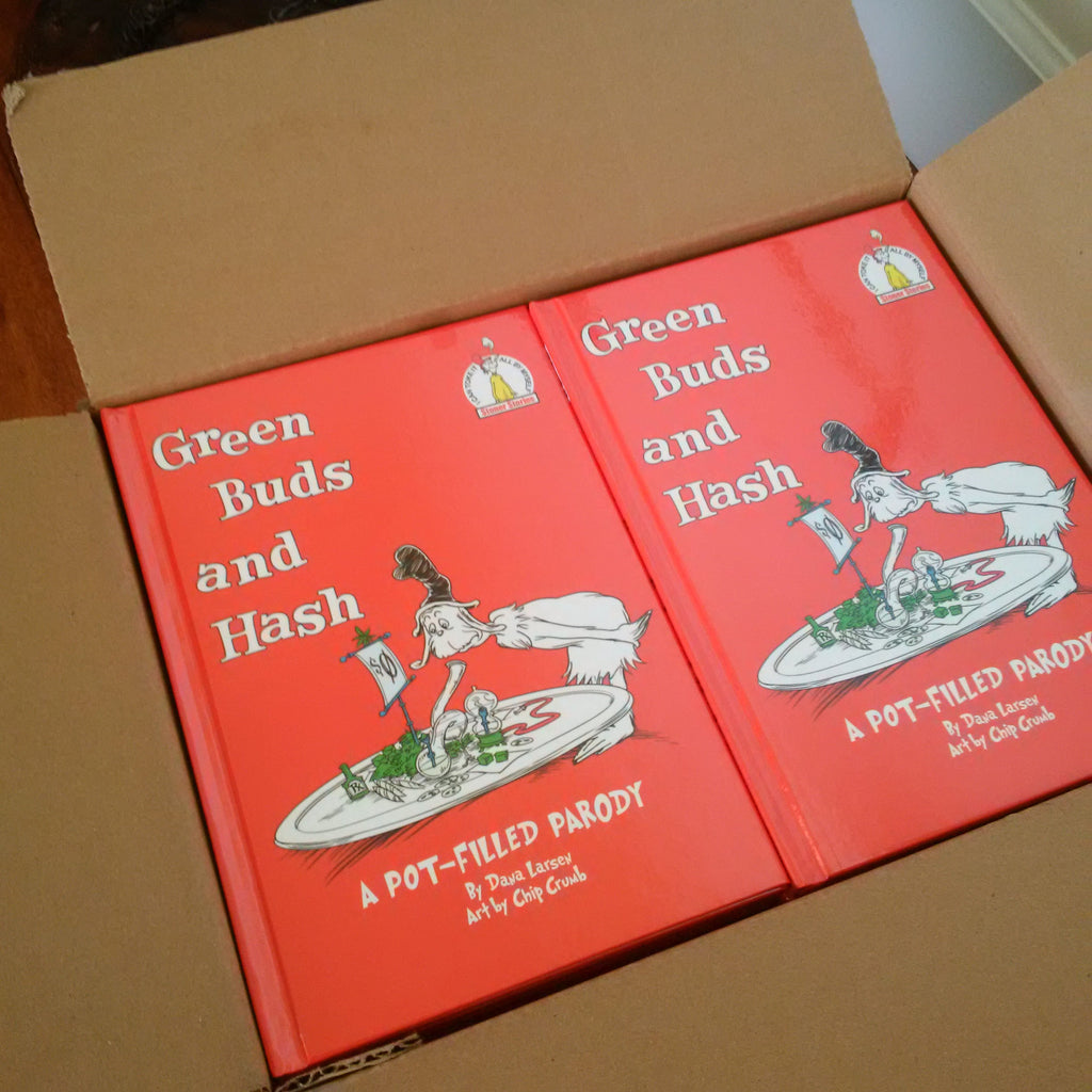 BOX: Green Buds and Hash (46 copies)