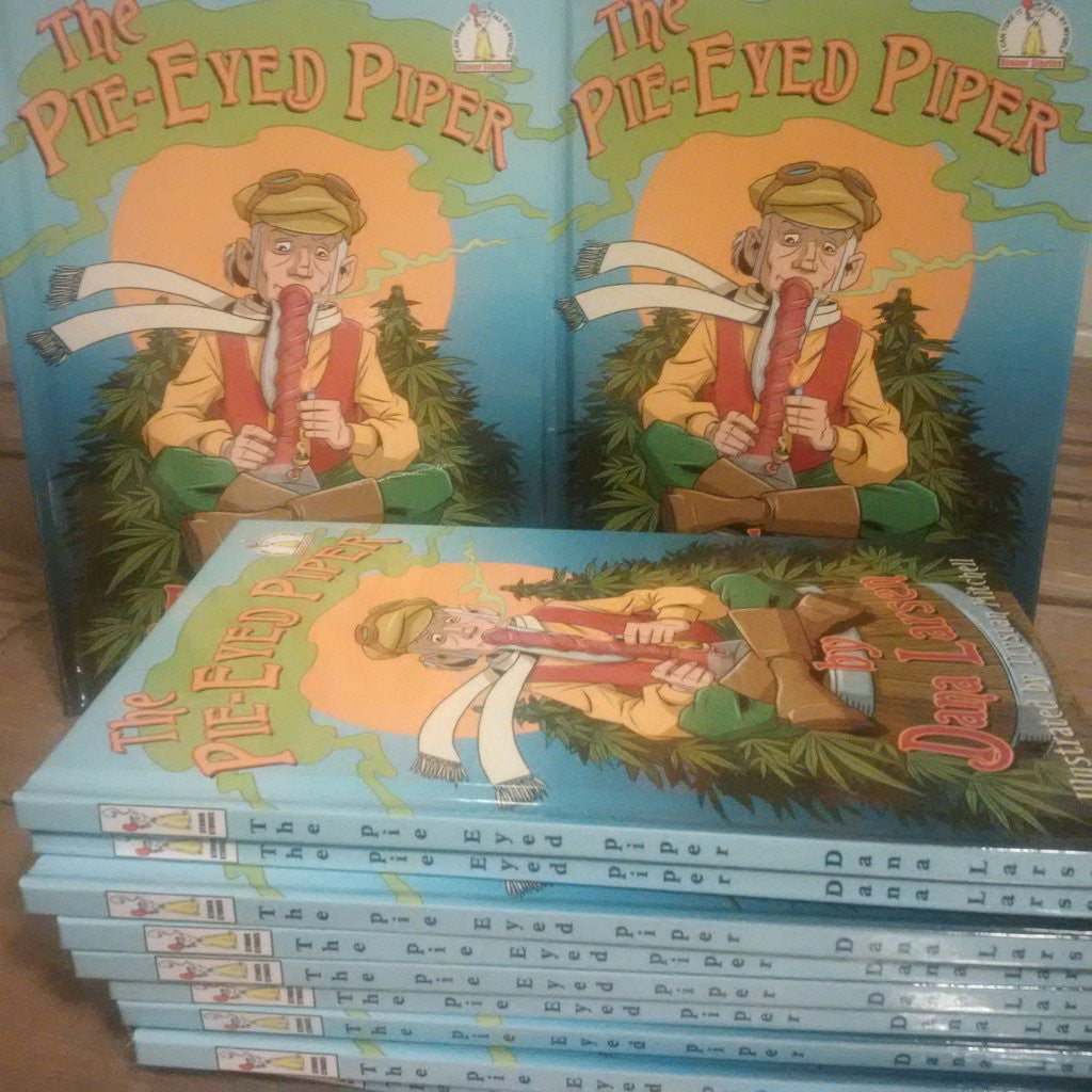 The Pie-Eyed Piper (10 copies)