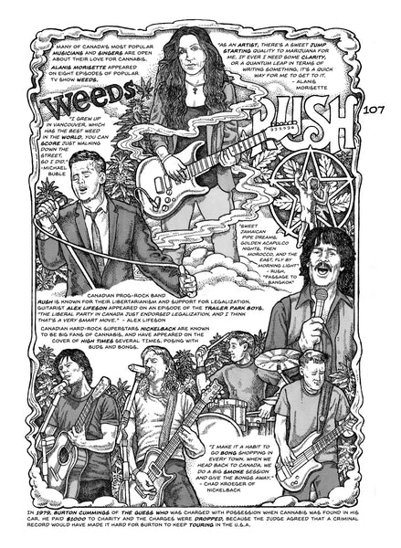 Cannabis in Canada: The Illustrated History