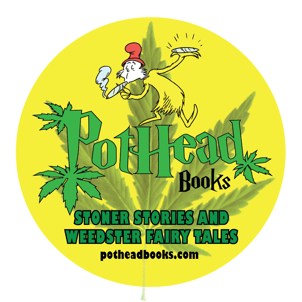 Sticker: Pothead Books