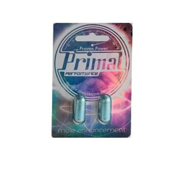 Primal Performance Male Enhancement Pills 2 ct.