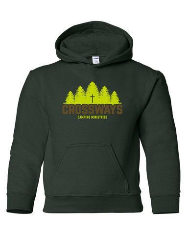 Crossways Youth Hooded Sweatshirts