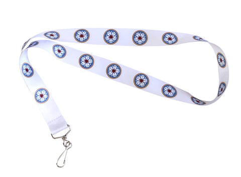 Luther Rose Lanyard