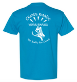Cross Roads Virtual Run/Walk T-Shirt (Preorder)