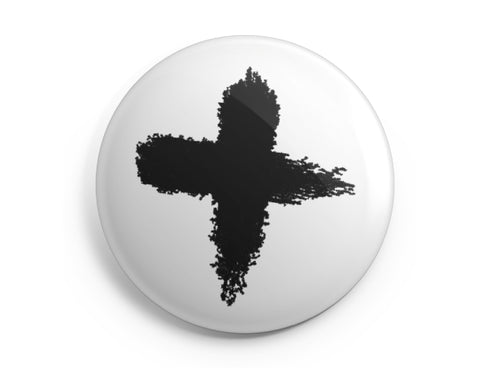 Ash Wednesday Button - 1 Inch