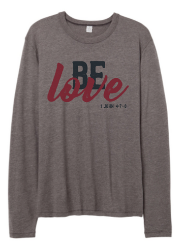 Be Love long-sleeve